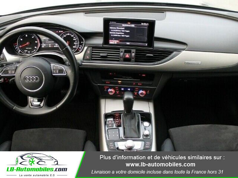 Audi A6 Allroad Quattro 3.0 TDI 272 Noir occasion à Beaupuy - photo n°2