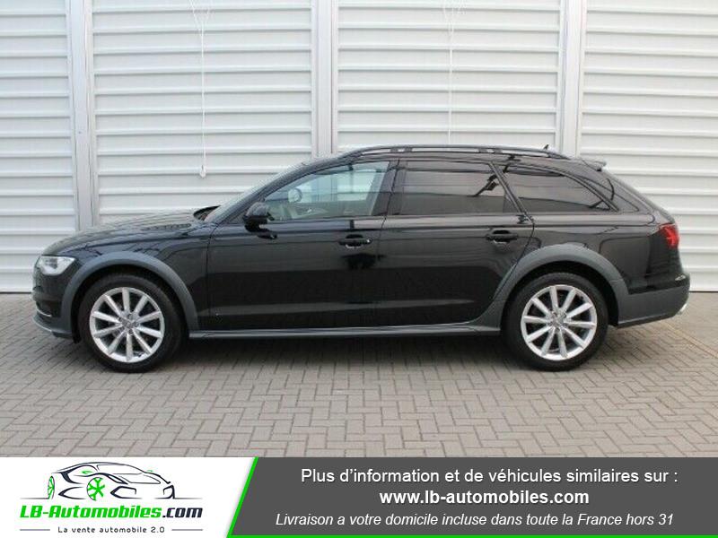 Audi A6 Allroad Quattro 3.0 TDI 272 Noir occasion à Beaupuy - photo n°8
