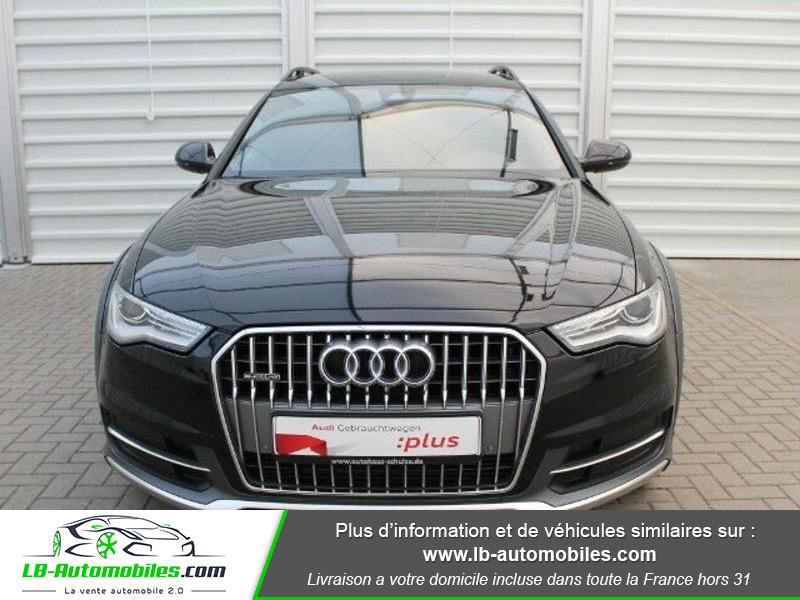 Audi A6 Allroad Quattro 3.0 TDI 272 Noir occasion à Beaupuy - photo n°7