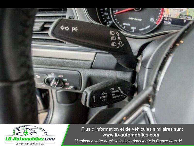 Audi A6 Allroad Quattro 3.0 TDI 272 Bleu occasion à Beaupuy - photo n°9