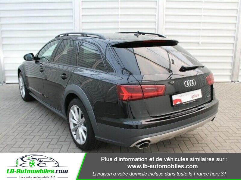 Audi A6 Allroad Quattro 3.0 TDI 272 Noir occasion à Beaupuy - photo n°3