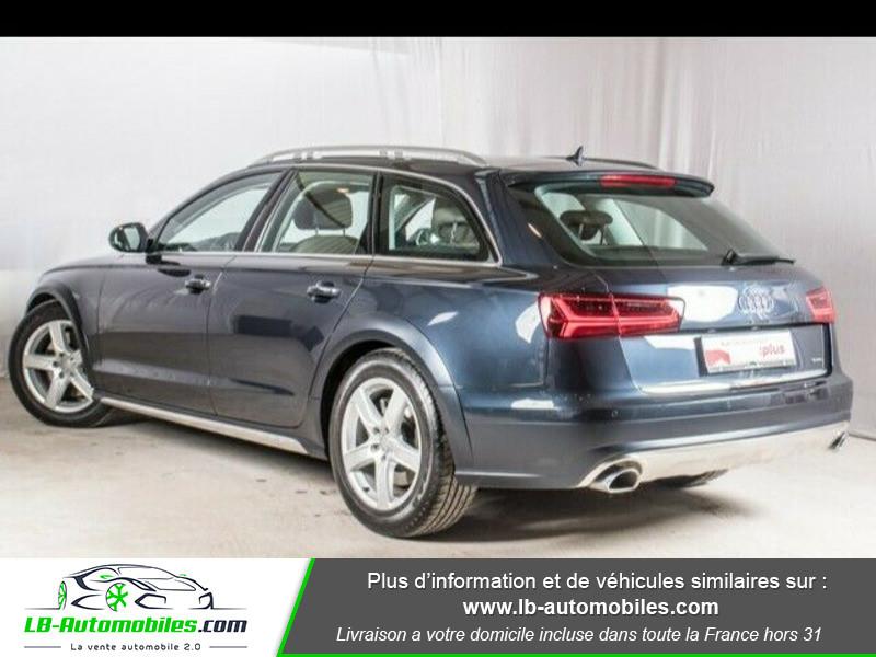 Audi A6 Allroad Quattro 3.0 TDI 272 Bleu occasion à Beaupuy - photo n°3