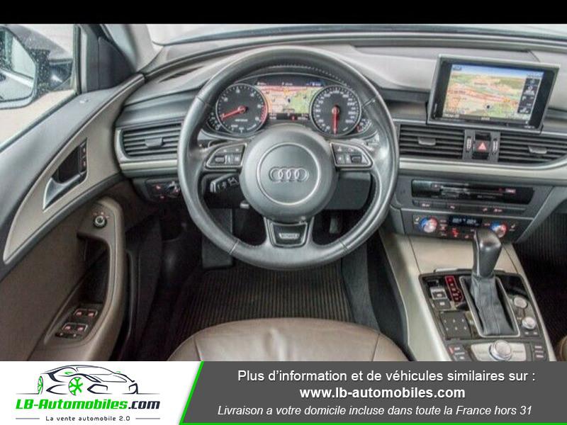 Audi A6 Allroad Quattro 3.0 TDI 272 Bleu occasion à Beaupuy - photo n°2