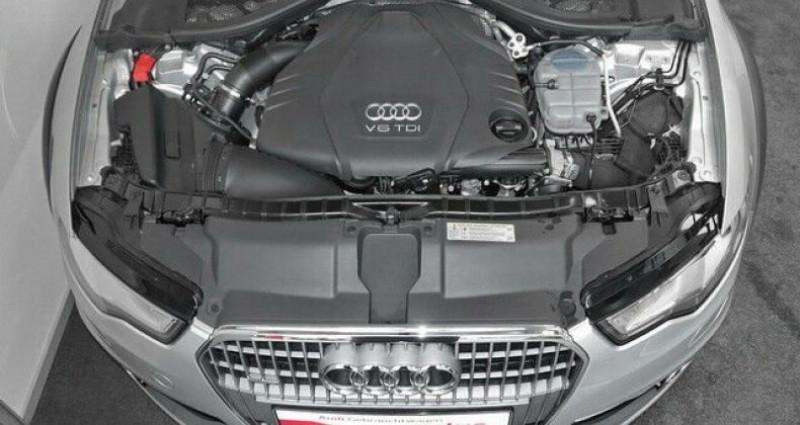 Audi A6 Allroad QUATTRO Gris occasion à Mudaison - photo n°7