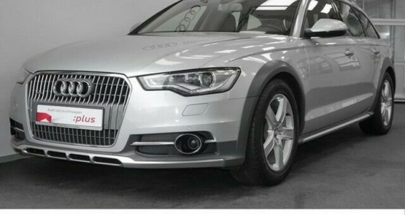 Audi A6 Allroad QUATTRO Gris occasion à Mudaison