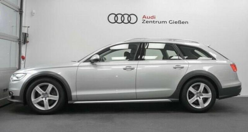 Audi A6 Allroad QUATTRO Gris occasion à Mudaison - photo n°2