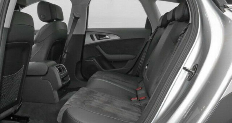 Audi A6 Allroad QUATTRO Gris occasion à Mudaison - photo n°6
