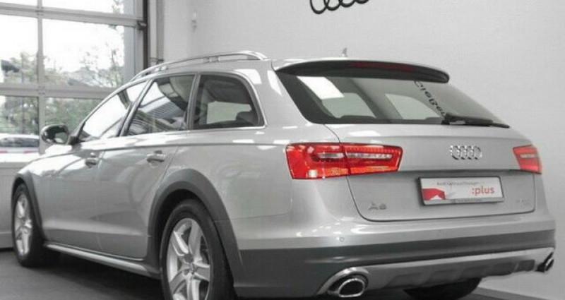 Audi A6 Allroad QUATTRO Gris occasion à Mudaison - photo n°3
