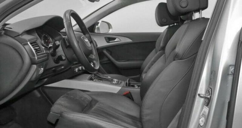 Audi A6 Allroad QUATTRO Gris occasion à Mudaison - photo n°4