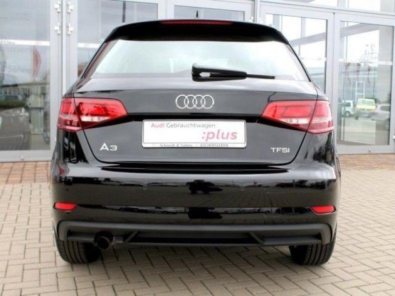 Audi A6 Avant 1.0 TFSI 116 Noir occasion à Beaupuy - photo n°8