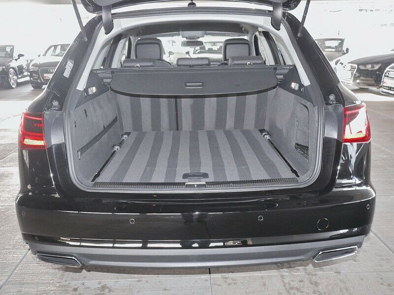 Audi A6 Avant 1.8 TFSI 190 Noir occasion à Beaupuy - photo n°8