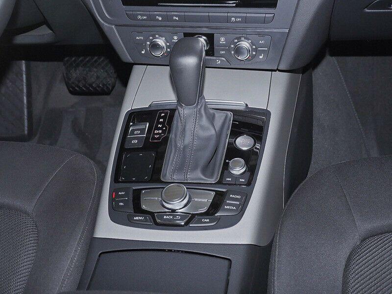Audi A6 Avant 1.8 TFSI 190 Noir occasion à Beaupuy - photo n°7