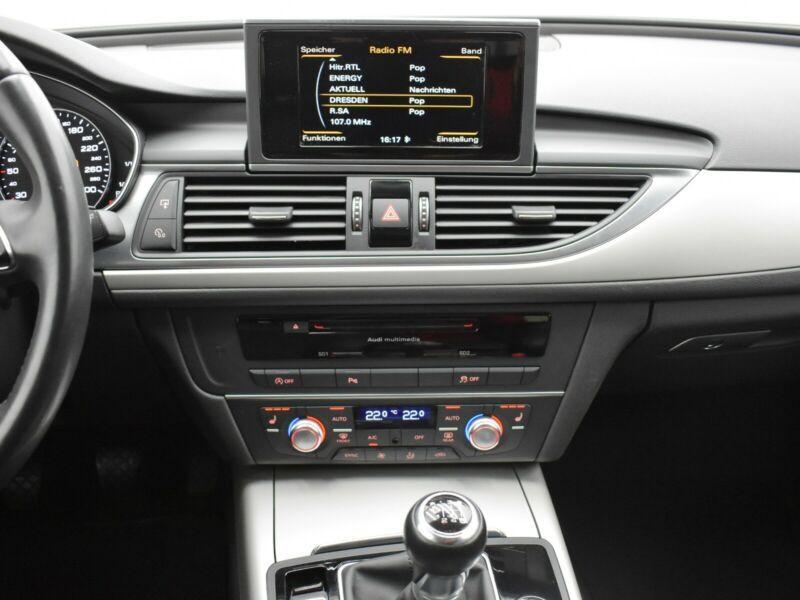 Audi A6 Avant 1.8 TFSI 190 Bleu occasion à Beaupuy - photo n°6