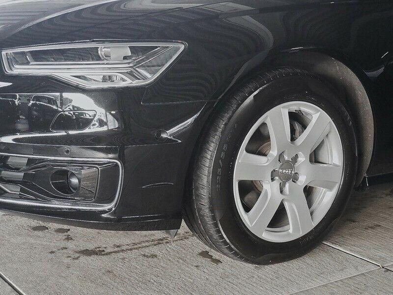 Audi A6 Avant 1.8 TFSI 190 Noir occasion à Beaupuy - photo n°9