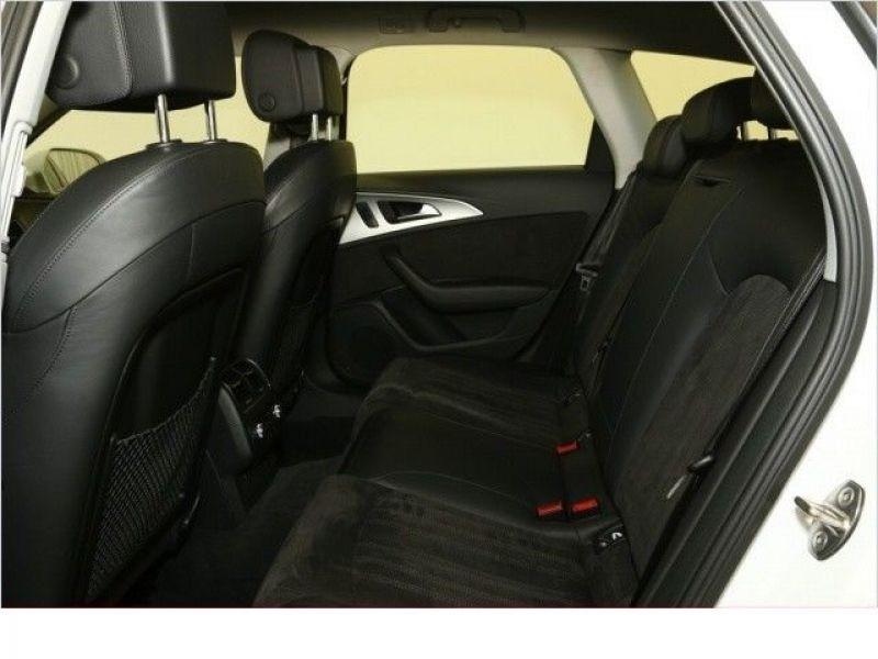 Audi A6 Avant 2.0 TDI 177 Blanc occasion à Beaupuy - photo n°5