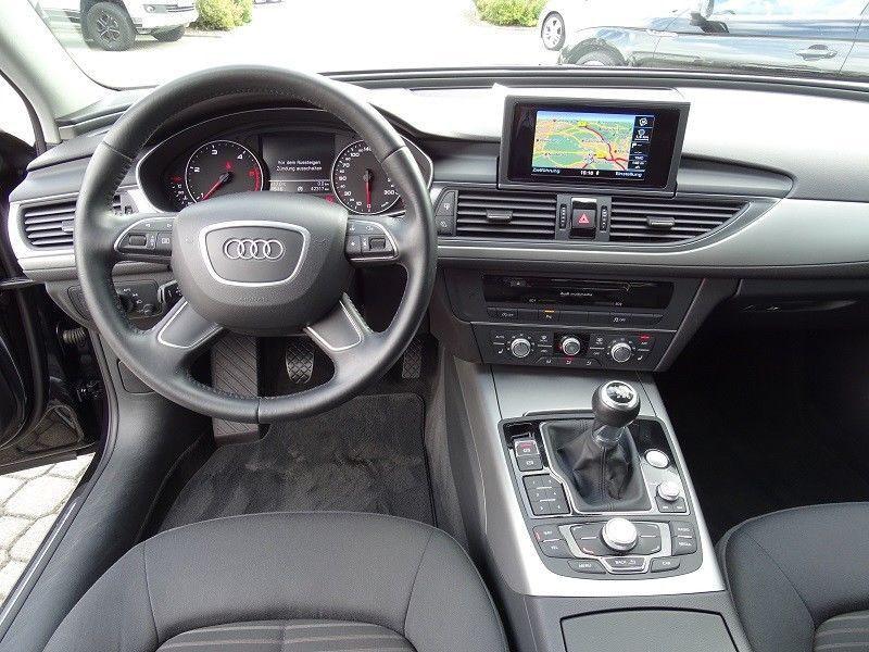 Audi A6 Avant 2.0 TDI 177 Noir occasion à Beaupuy - photo n°2
