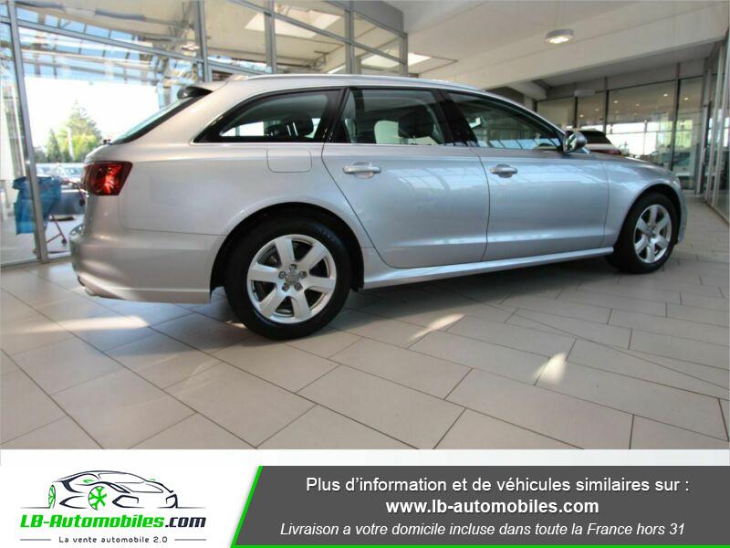 Audi A6 Avant 2.0 TDI 190 / S-Tronic Argent occasion à Beaupuy - photo n°3