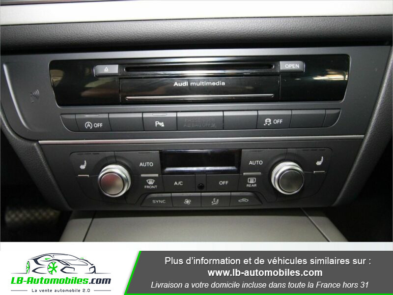 Audi A6 Avant 2.0 TDI 190 / S-Tronic Argent occasion à Beaupuy - photo n°7