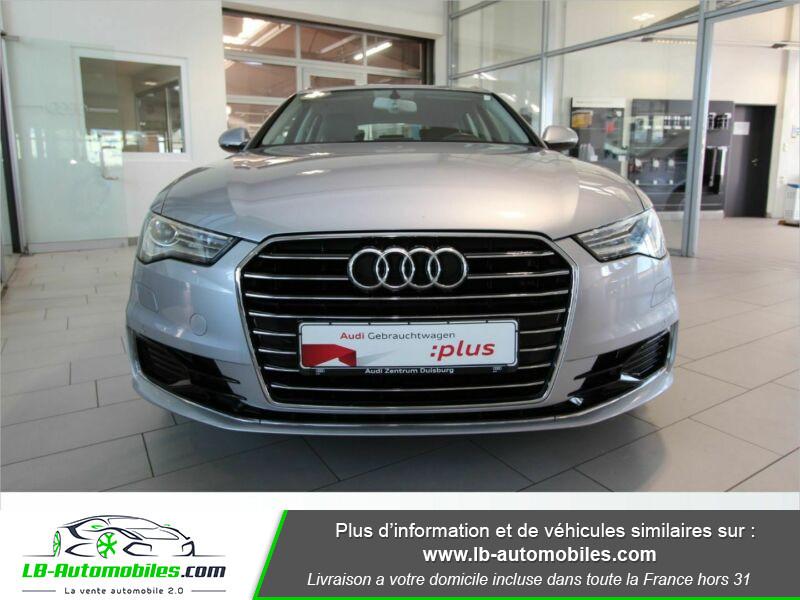 Audi A6 Avant 2.0 TDI 190 / S-Tronic Argent occasion à Beaupuy - photo n°11