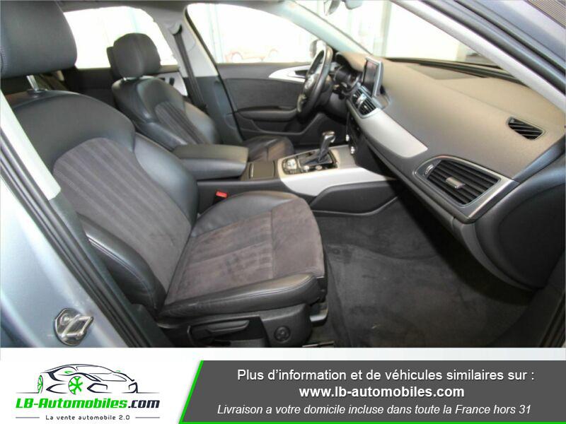 Audi A6 Avant 2.0 TDI 190 / S-Tronic Argent occasion à Beaupuy - photo n°4