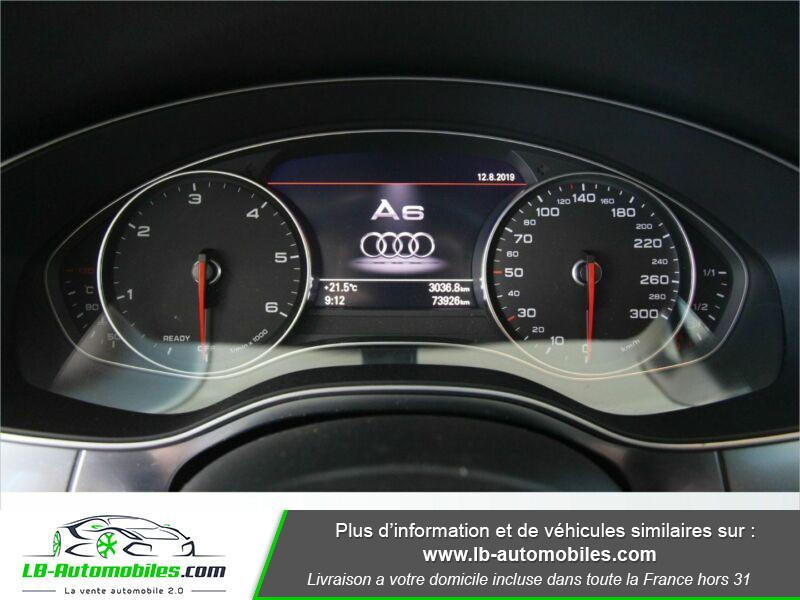 Audi A6 Avant 2.0 TDI 190 / S-Tronic Argent occasion à Beaupuy - photo n°9