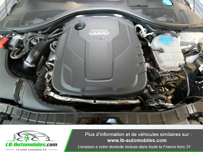 Audi A6 Avant 2.0 TDI 190 / S-Tronic Argent occasion à Beaupuy - photo n°14