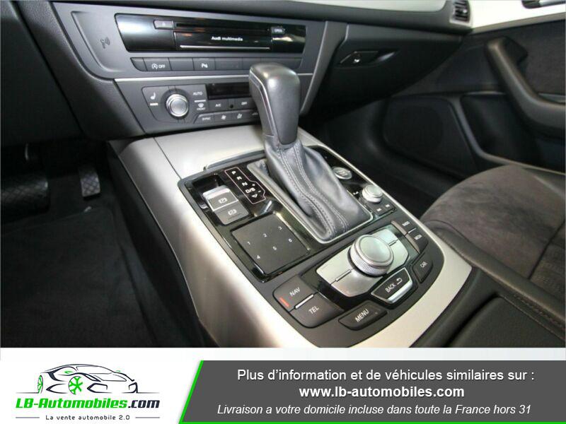 Audi A6 Avant 2.0 TDI 190 / S-Tronic Argent occasion à Beaupuy - photo n°6