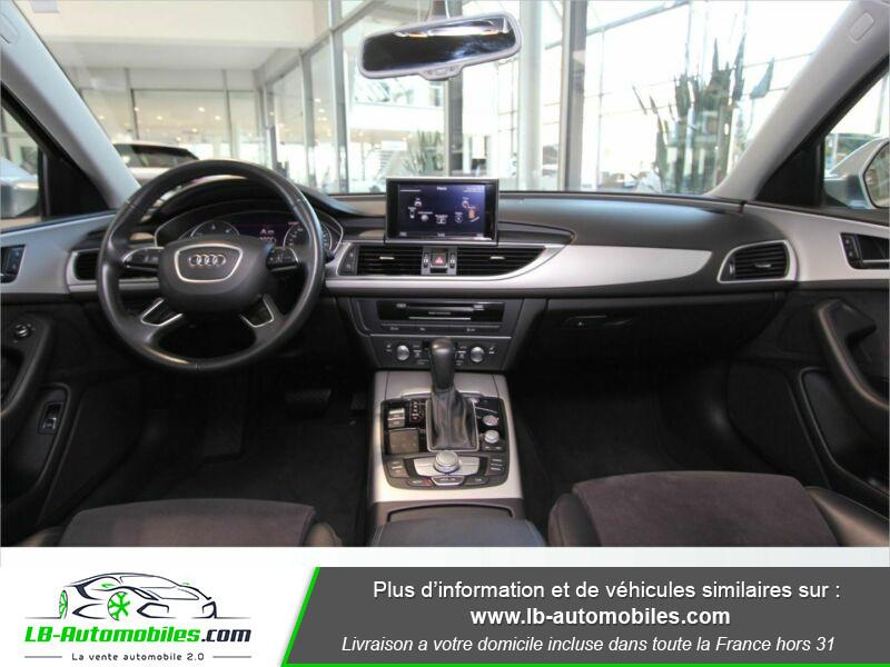 Audi A6 Avant 2.0 TDI 190 / S-Tronic Argent occasion à Beaupuy - photo n°2