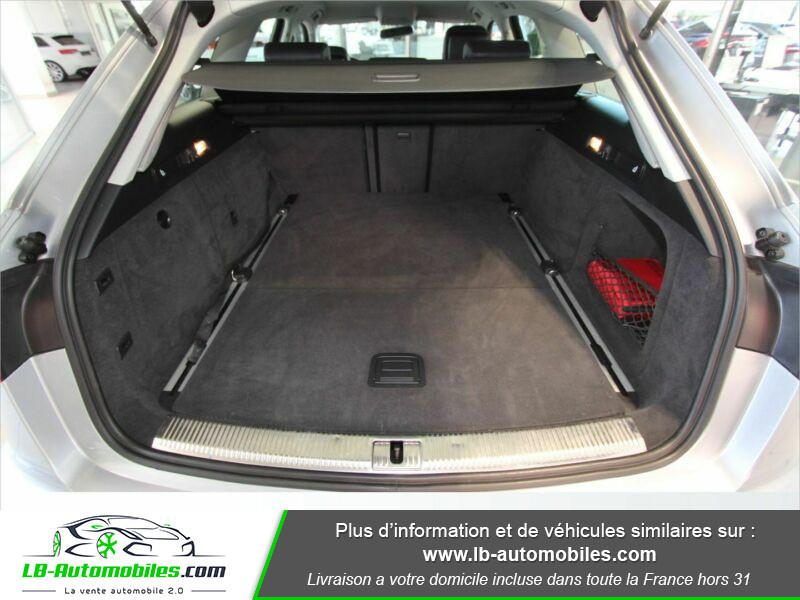Audi A6 Avant 2.0 TDI 190 / S-Tronic Argent occasion à Beaupuy - photo n°15