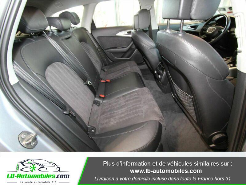 Audi A6 Avant 2.0 TDI 190 / S-Tronic Argent occasion à Beaupuy - photo n°5
