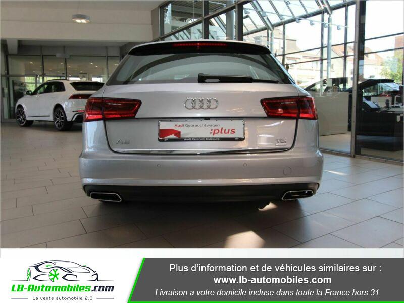 Audi A6 Avant 2.0 TDI 190 / S-Tronic Argent occasion à Beaupuy - photo n°13