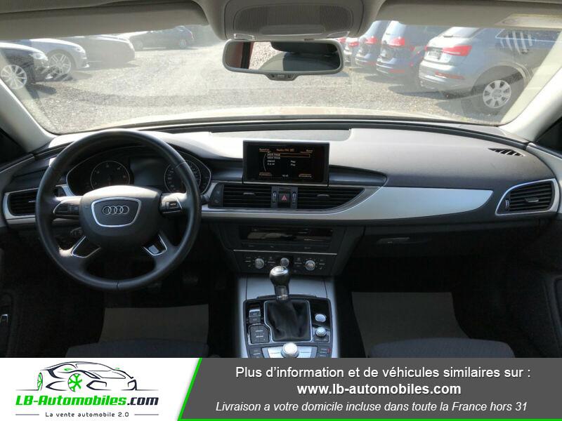 Audi A6 Avant 2.0 TDI 190 Gris occasion à Beaupuy - photo n°2