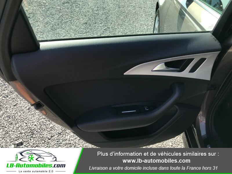 Audi A6 Avant 2.0 TDI 190 Gris occasion à Beaupuy - photo n°10