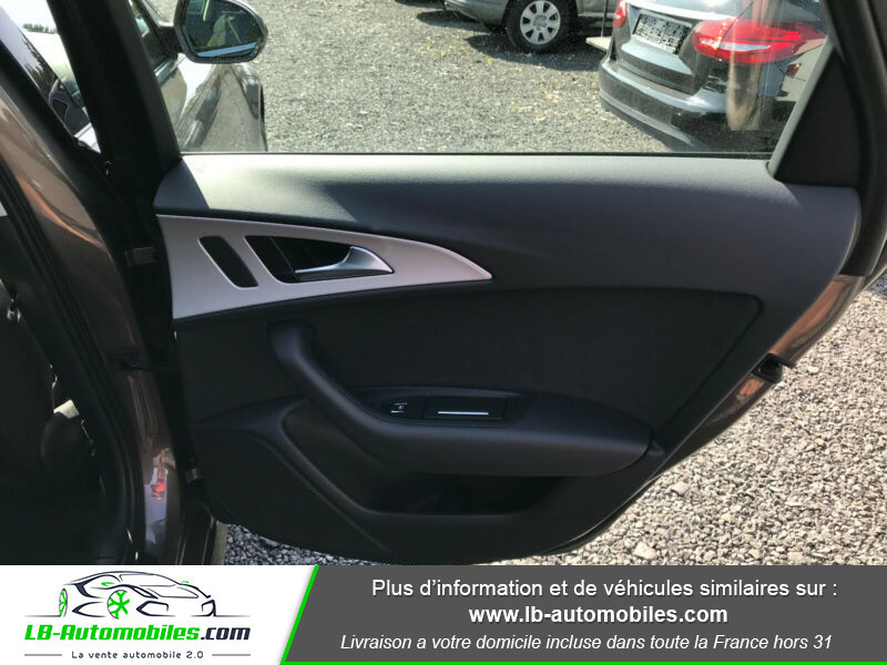Audi A6 Avant 2.0 TDI 190 Gris occasion à Beaupuy - photo n°9