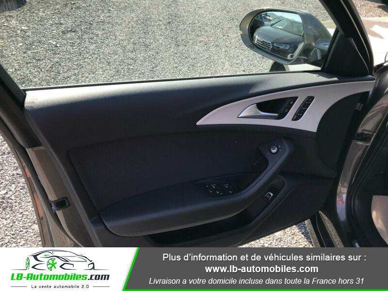 Audi A6 Avant 2.0 TDI 190 Gris occasion à Beaupuy - photo n°11