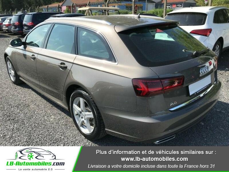 Audi A6 Avant 2.0 TDI 190 Gris occasion à Beaupuy - photo n°15