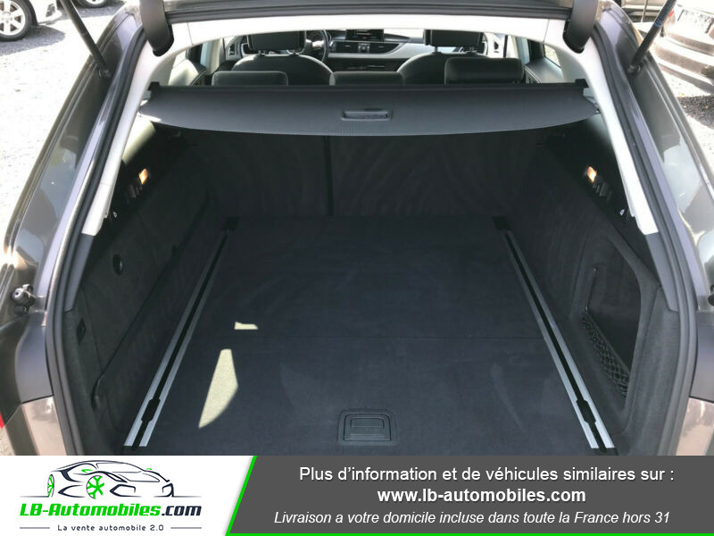 Audi A6 Avant 2.0 TDI 190 Gris occasion à Beaupuy - photo n°18