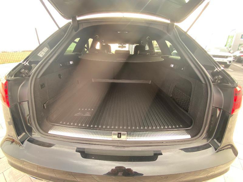 Audi A6 Avant 2.0 TDI 190ch S line quattro S tronic 7 Noir occasion à Barberey-Saint-Sulpice - photo n°18