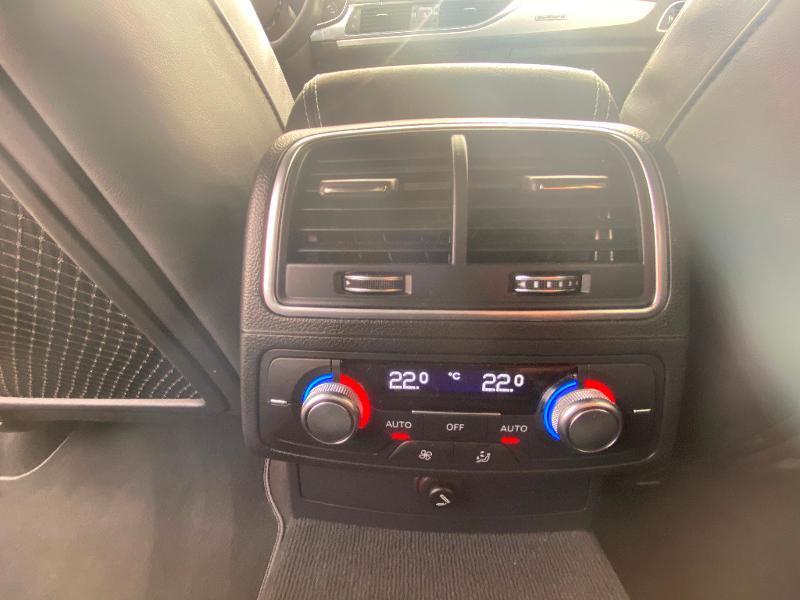 Audi A6 Avant 2.0 TDI 190ch S line quattro S tronic 7 Noir occasion à Barberey-Saint-Sulpice - photo n°17