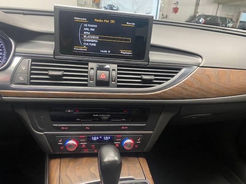 Audi A6 Avant 2.0 TDI ultra 190 S tronic 7 Avus Noir occasion à Lormont - photo n°18