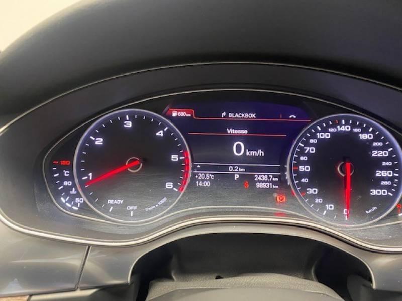 Audi A6 Avant 2.0 TDI ultra 190 S tronic 7 Avus Noir occasion à Lormont - photo n°19