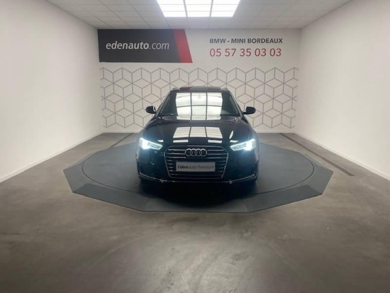 Audi A6 Avant 2.0 TDI ultra 190 S tronic 7 Avus Noir occasion à Lormont - photo n°3