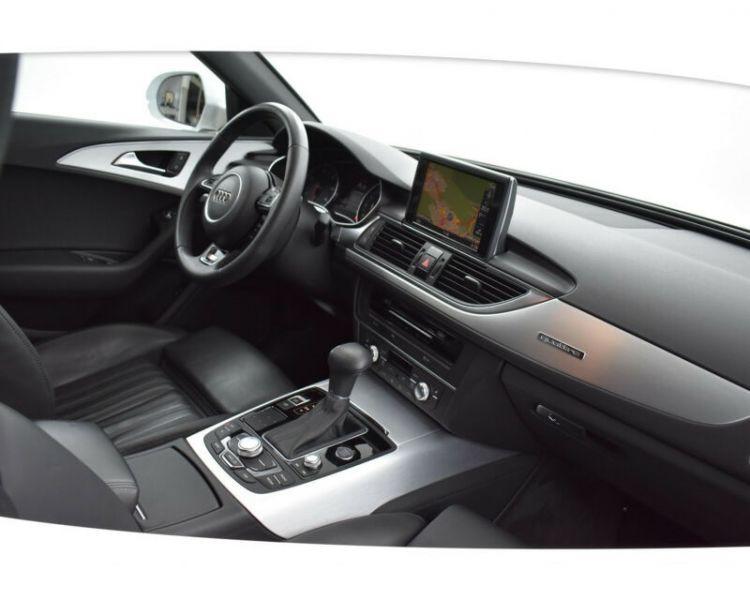 Audi A6 Avant 3.0 BiTDI Quattro 313 S-Line Blanc occasion à Beaupuy - photo n°5