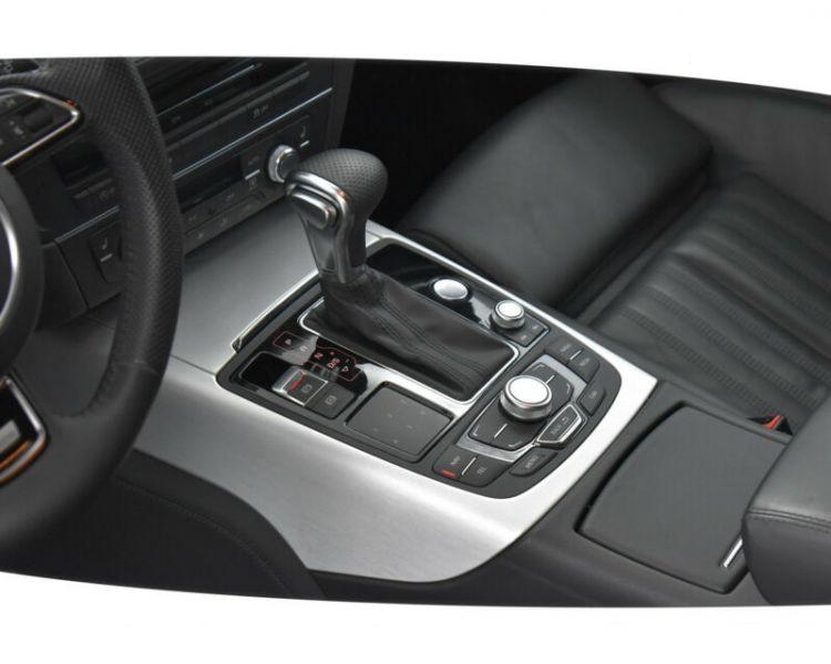 Audi A6 Avant 3.0 BiTDI Quattro 313 S-Line Blanc occasion à Beaupuy - photo n°7