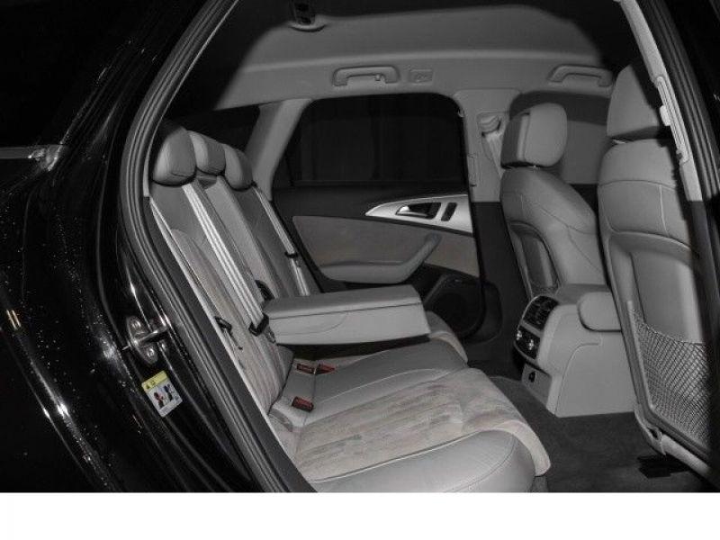 Audi A6 Avant 3.0 TDI Quattro 218 Noir occasion à Beaupuy - photo n°5