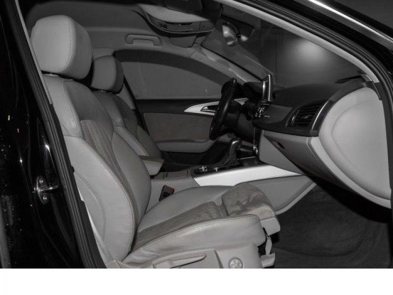 Audi A6 Avant 3.0 TDI Quattro 218 Noir occasion à Beaupuy - photo n°4