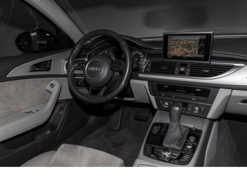 Audi A6 Avant 3.0 TDI Quattro 218 Noir occasion à Beaupuy - photo n°2