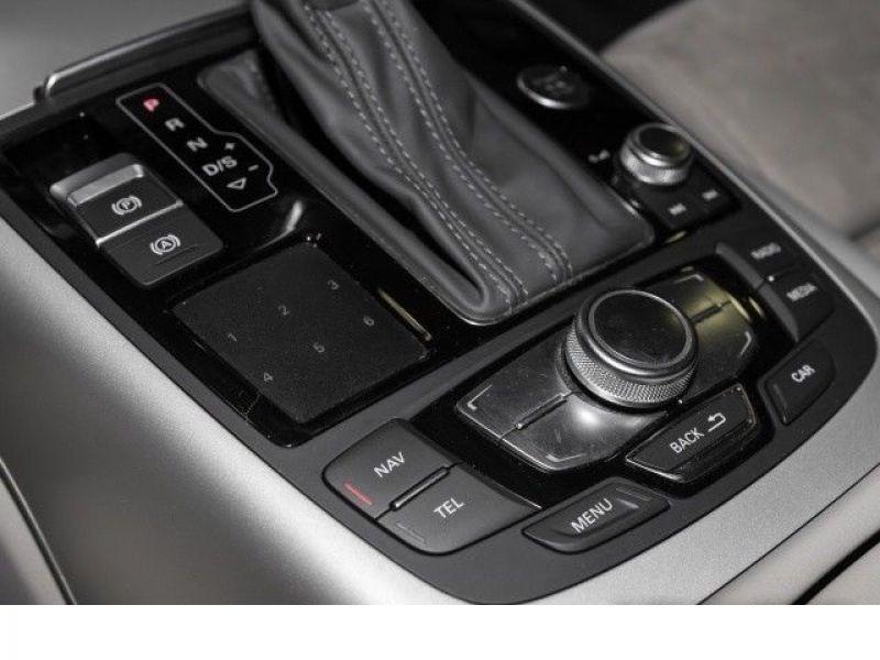 Audi A6 Avant 3.0 TDI Quattro 218 Noir occasion à Beaupuy - photo n°8