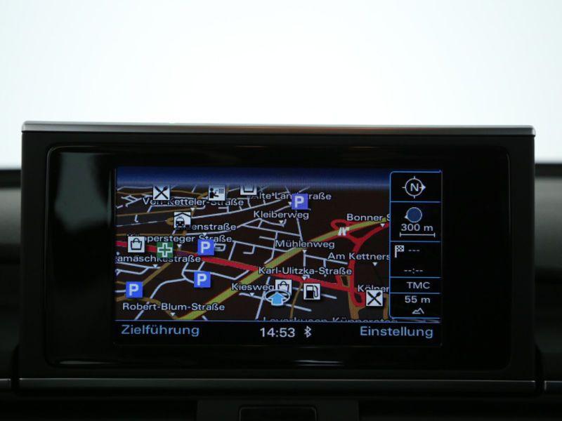 Audi A6 Avant 3.0 TDI Quattro 218 Noir occasion à Beaupuy - photo n°7