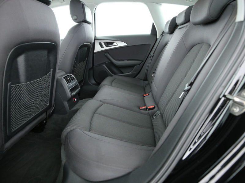 Audi A6 Avant 3.0 TDI Quattro 218 Noir occasion à Beaupuy - photo n°6